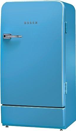 bosch ksl20au30 frigo combine frigos combins autonome bleu droite boutons - Frigo Bleu