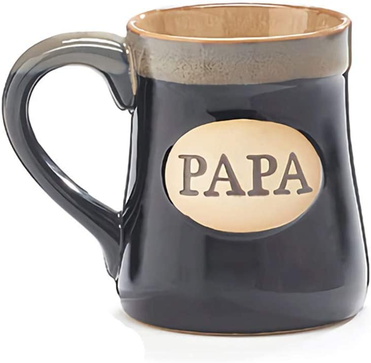 "Mug Gift For Dad XL 18 oz Imprint,"" PAPA, The Man - The Myth - The Legend"" 18"