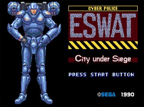 ESWAT: City Under Siege [Download]