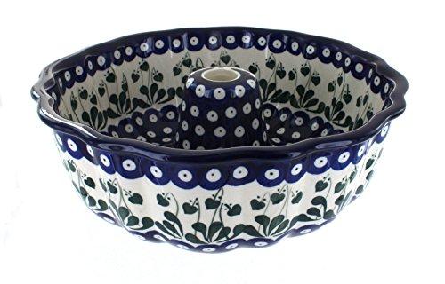 Polish Pottery Alyce Bundt Pan