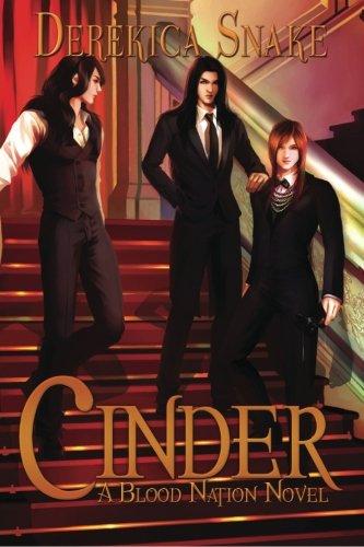 Download Cinder: A Blood Nation Novel ebook