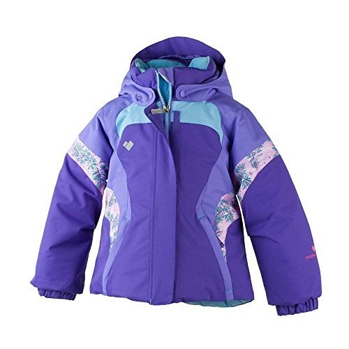 Obermeyer Kids Baby Girl's Alta Jacket (Toddler/Little Kids/Big Kids) Grapesicle 8