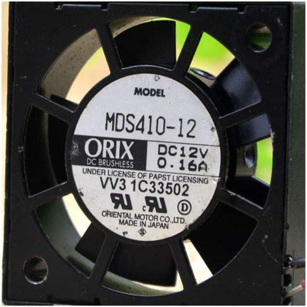Cytom for Original Japan Oriental ORIX MDS410-12 12V 0.16A 4CM Double Ball Cooling Fan