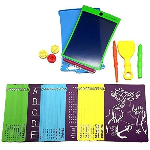 (Boogie Board Magic Sketch LCD Writing Screen Doodle Trace Art Supplies Kids Toy Draw WLM8)