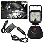 PA® One set Super Bright LED Work Light Portable Rechargeable Magnetic Base 1800LM Laterns