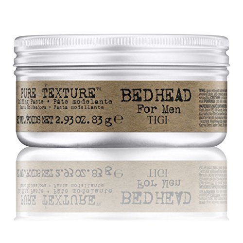 (Bed Head B For Men Pure Texture Molding Paste 100ml/3.38oz by TIGI )