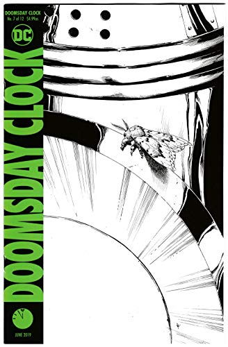 Doomsday Clock #7 / 2nd Printing Variant (DC, 2019) NM