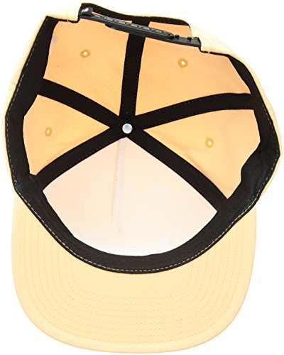 Béisbol P1J para Vans Gorra Full Naranja Snapback Apparel Ice Apricot de Hombre Patch nxww4qY7H