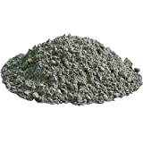 1 Pound Grey Black Tourmaline Schorl Powder Fertilize Soil Bathing 40-50 Micron