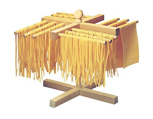 Pastaaid Ahorn Holz Nudeltrockner 0800