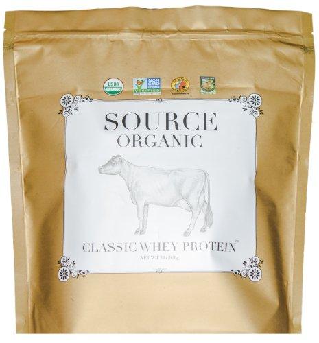 Source organique Whey Protein classique, sans OGM, AHA, £ 2
