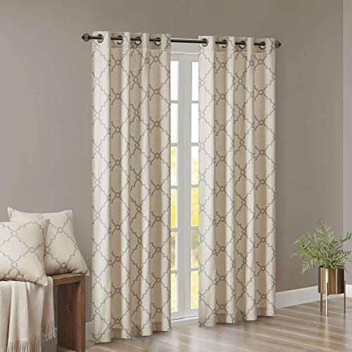 fretwork curtain panels - 4