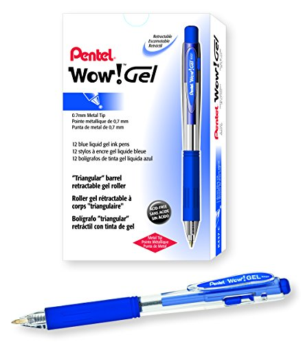Pentel Retractable 0 7mm Medium K437 C