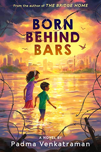 Book Cover: Born Behind Bars