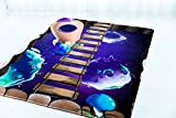 Cloudyfocus Baby Crawling Mat - 6.5' x 5', 3D Nursery Decor Rug for Kids Play, Non Slip Shaggy Area Rug Soft Baby Gym Carpet Sleep Blanket Baby Shower Gift (Adventure in Space)