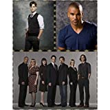 Criminal Minds (14x18 inch, 35x45 cm) Silk Poster PJ16-2AD1 by Wall Station