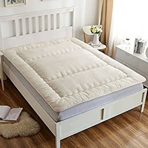 FUIOLWP colchón Tatami/el Piso/Sleeping Pad/./colchón ...