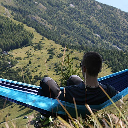 Wise Owl Outfitters Double Camping Lightweight Hammock