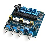 SODIAL(R) TPA3116 2.1 50WX2+100W+ Bluetooth Class D power amplifier Completed board