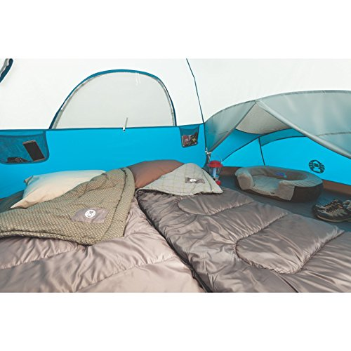 Coleman Juniper 4-Person Instant Dome with Annex