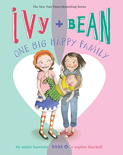 Ivy Printed - Ivy and Bean One Big Happy Family (Book 11)