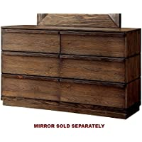 247SHOPATHOME Idf-7623D, dresser, Brown