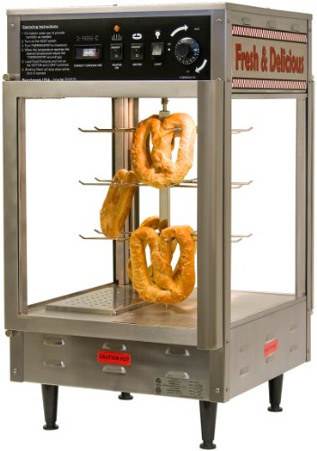 Benchmark 51012 Pizza/Pretzel Warmer, 12
