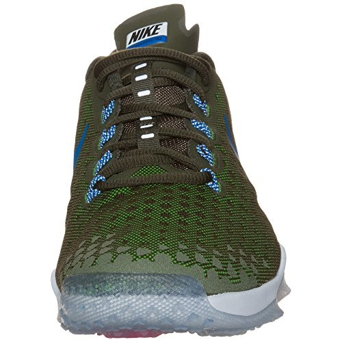 Nike Uomo Zoom Hypercross Tr2 Cross Training Scarpe Cargo Kaki / Green Strike / Bianco / Soar