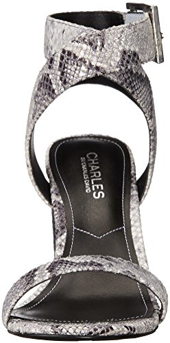 Charles Di Charles David Womens Eddie Gladiator Sandal Roccia