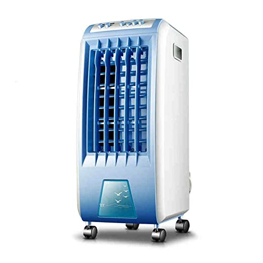 Silent Cooling Mobile Super Wind Industrial 3-en-1 Ventilador de ...