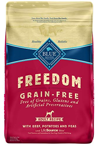 Blue Buffalo Freedom Grain Free Recipe for Dog,...