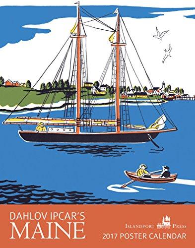 Dahlov Ipcar's Maine 2017 Calendar