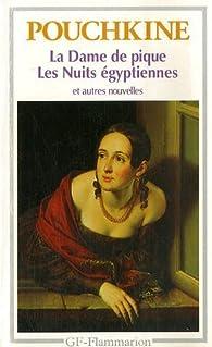 Nouvelles par Alexandre Pouchkine