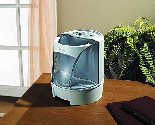Holmes warm mist filter free humidifier for small rooms for Small room humidifier