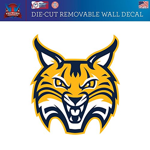 Quinnipiac University Bobcats Removable Wall Decal Logo 1 (Approx 12x12)