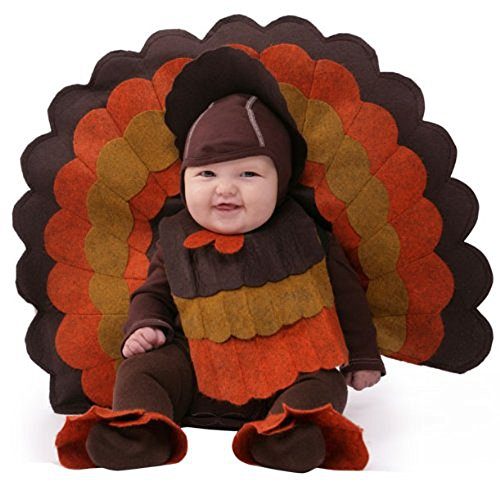 Baby Turkey Costume 6-12M -