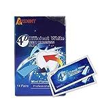 AZDENT 28 pcs Teeth Whitening Strips Whitestrips Tooth Whitener Profession Whitening Bleaching Strips Sensitive