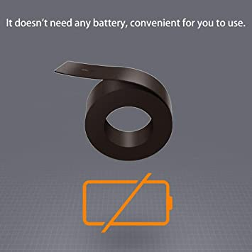 Reemplazo Protector de la Cinta de la Barrera del vacío del Robot Xiaomi 2 Metros para Las Piezas del Aspirador del Robot MI, Blanco: Amazon.es: Hogar