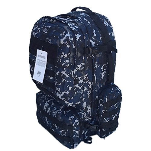 22 4300cu.in. Tactical Hunting Camping Hiking Backpack OP822 DMBK DIGITAL CAMOUFLAGE