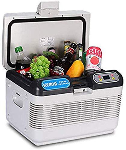 12L Portable car Refrigerator Compressor Refrigerator/car and Home 12v / 24v / 220V hot and Cold Portable Electric…