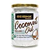 GEISHA Organic Extra-Virgin Coconut Oil (500ml)