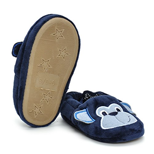 Pictures of Butterflykisses Toddler Boy's Moneky Winter Home 3