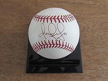 Omar Vizquel 11X Gold Gloves Indians Giants Signed Auto Baseball - JSA  Certified ... ec35fffba