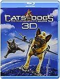 Cats & Dogs: The Revenge of Kitty Galore (Three-Disc Combo: Blu-ray 3D / Blu-ray / DVD / Digital Copy)