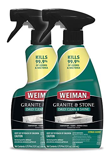 Weiman Disinfectant Granite Daily