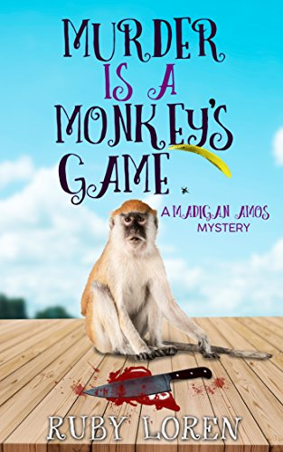 Murder is a Monkey's Game: Mystery (Madigan Amos Zoo Mysteries Book 3)