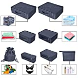 Packing Cubes 8 Sets Latest Design Travel Luggage
