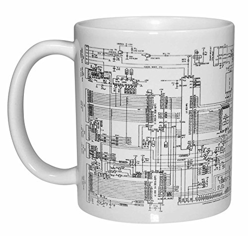 Circuit diagram Image Coffee or Tea Mug