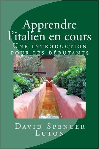 Apprendre L Italien En Cours Une Introduction Pour Les