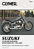 Suzuki VS700-800 Intruder/Boulevard S50 1985-2007 (Clymer Manuals: Motorcycle Repair) by Penton Staff (2000-05-24)